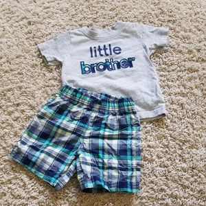 CARTERS outfit 💙